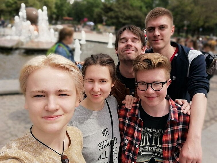Bavarian-Ukrainian Youth Exchange of LGBT-activists