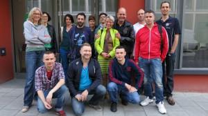 KyivPride's delegation