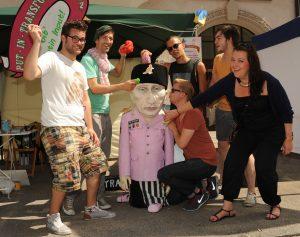 Schwules Strassenfest